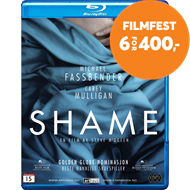 Produktbilde for Shame (BLU-RAY)