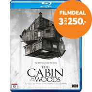 Produktbilde for The Cabin In The Woods (BLU-RAY)