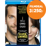 Produktbilde for Silver Linings Playbook (BLU-RAY)
