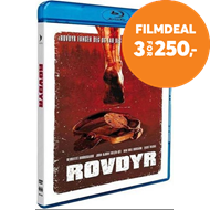 Produktbilde for Rovdyr (BLU-RAY)