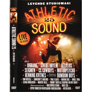 Produktbilde for Athletic Sound 25 (DVD)