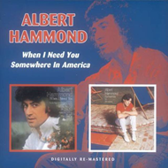 Produktbilde for When I Need You/Somewhere In America (CD)