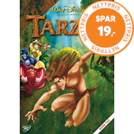 Produktbilde for Tarzan (DVD)
