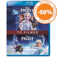 Produktbilde for Frost 1-2 (BLU-RAY)