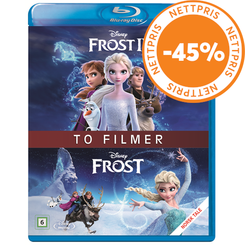 Frost 1-2 (BLU-RAY)