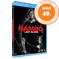 Produktbilde for Rambo 5: Last Blood (BLU-RAY)
