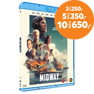 Produktbilde for Midway (2019) (BLU-RAY)