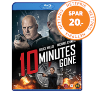 Produktbilde for 10 Minutes Gone (BLU-RAY)
