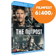 Produktbilde for The Outpost (BLU-RAY)