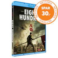 Produktbilde for The Eight Hundred (BLU-RAY)