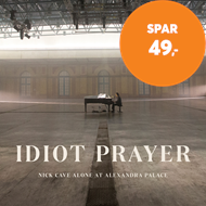 Produktbilde for Idiot Prayer: Alone At Alexandra Palace (2CD)