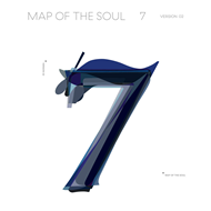 Produktbilde for Map Of The Soul: 7 (Version 02) (CD)