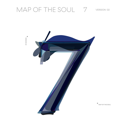 Map Of The Soul: 7 (Version 02) (CD)