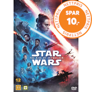 Produktbilde for Star Wars: Episode IX - The Rise Of Skywalker (DVD)