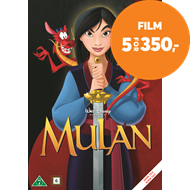 Produktbilde for Mulan (DVD)