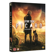 Produktbilde for Star Trek: Picard - Sesong 1 (DVD)