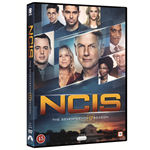 NCIS - Naval Criminal Investigative Service - Sesong 17 (DVD)