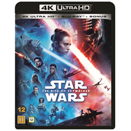 Produktbilde for Star Wars: Episode IX - The Rise Of Skywalker (4K Ultra HD + Blu-ray)