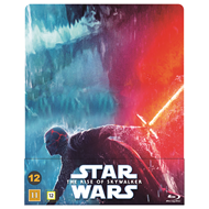 Produktbilde for Star Wars: Episode IX - The Rise Of Skywalker - Limited Steelbook Edition (BLU-RAY)