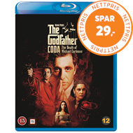 Produktbilde for Gudfaren 3: The Godfather Coda - The Death Of Michael Corleone (BLU-RAY)