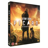 Produktbilde for Star Trek: Picard - Sesong 1 (BLU-RAY)