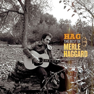 Produktbilde for HAG: The Best Of Merle Haggard (UK-import) (CD)