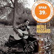 Produktbilde for HAG: The Best Of Merle Haggard (USA-import) (CD)