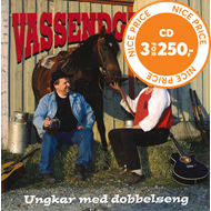 Produktbilde for Ungkar Med Dobbelseng (CD)