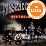 Produktbilde for Hesteslepp (CD)