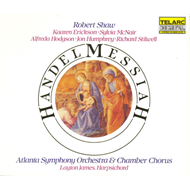 Produktbilde for Handel: The Messiah (UK-import) (CD)