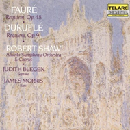 Produktbilde for Fauré & Duruflé: Requiems (UK-import) (CD)