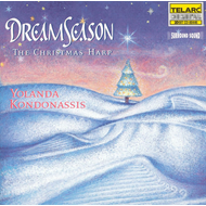 Produktbilde for Dream Season-The Christmas Harp (UK-import) (CD)