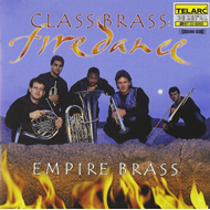 Produktbilde for Classic Brass: Firedance (USA-import) (CD)