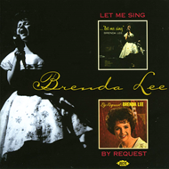 Produktbilde for Let Me Sing / By Request (CD)