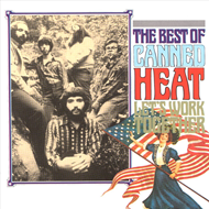 Produktbilde for Let's Work Together - The Best Of Canned Heat (CD)