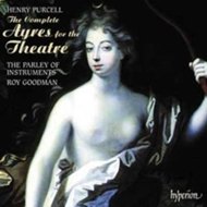 Produktbilde for Purcell: The Complete Ayres for the Theatre (3CD)
