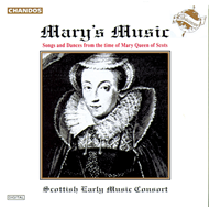 Produktbilde for Mary's Music (CD)