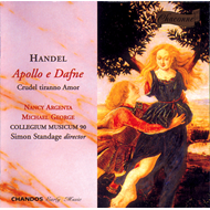Produktbilde for Handel: In Rome (CD)