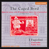 Produktbilde for Byrd: The Caged Byrd (CD)
