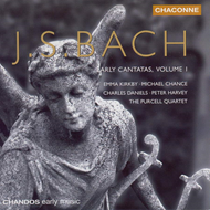 Produktbilde for Bach: Early Cantatas (CD)