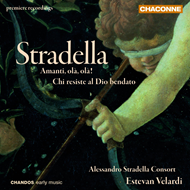 Produktbilde for Stradella: Cantatas (CD)