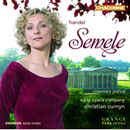 Produktbilde for Handel: Semele (3CD)