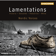 Produktbilde for Lamentations (CD)