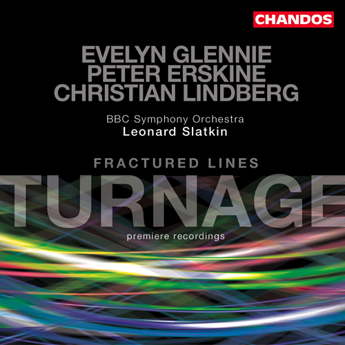 Turnage: Fractured Lines; Silent Cities (CD)