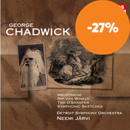 Produktbilde for Chadwick: Orchestral Works (CD)