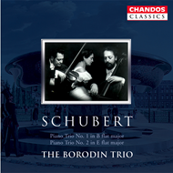 Produktbilde for Schubert: Piano Trio 1 & 2 (CD)