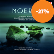 Produktbilde for Moeran: Symphony in G minor; Rhapsody; Overture for a Masque (CD)