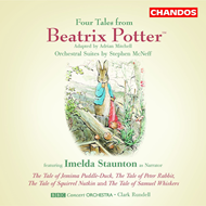 Produktbilde for McNeff: (4) Tales from Beatrix Potter (CD)