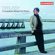 Produktbilde for Debussy: Solo Piano Works, Vol 1 (CD)
