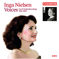 Produktbilde for Inga Nielsen - Voices (2CD)